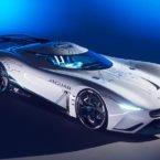 رونمایی از جگوار Vision Gran Turismo SV برای رقابت در دنیای مجازی و واقعی