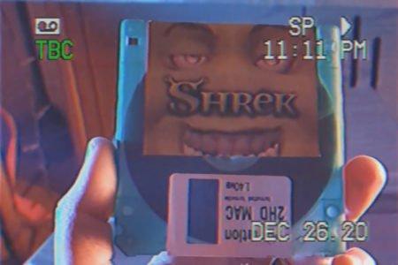 کپی نسخه کامل فیلم شرک روی فلاپی ۱.۴ مگابایتی [تماشا کنید]