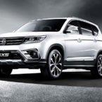 فروش اقساطی بدون کارمزد خودروی فردا SX5 توسط فرداموتورز
