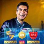 واکنش جهرمی به لایو فردوسیپور: احتمالا رکورد پخش زنده امروز شکسته میشود