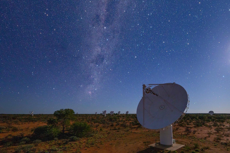 رکوردشکنی تلسکوپ استرالیایی: نقشهبرداری از ۳ میلیون کهکشان در ۳۰۰ ساعت