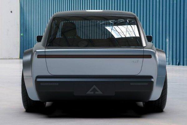 Alpha motor ace 1 با آلفا موتور Ace آشنا شوید؛ یک خودروی الکتریکی اسپرت از استارتاپی کالیفرنیایی اخبار IT