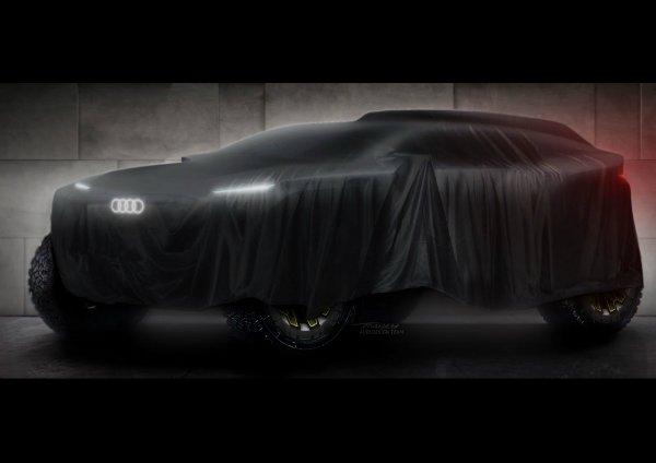 Audi Dakar 2022 1 حضور خودروهای برقی در رالی داکار؛ برنامه آئودی برای سال 2022 اخبار IT