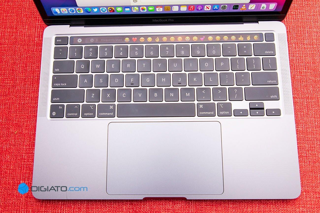 Digipic MacbookPro 22 بررسی مکبوک پرو M1؛ تولدی دوباره برای مک [تماشا کنید] اخبار IT