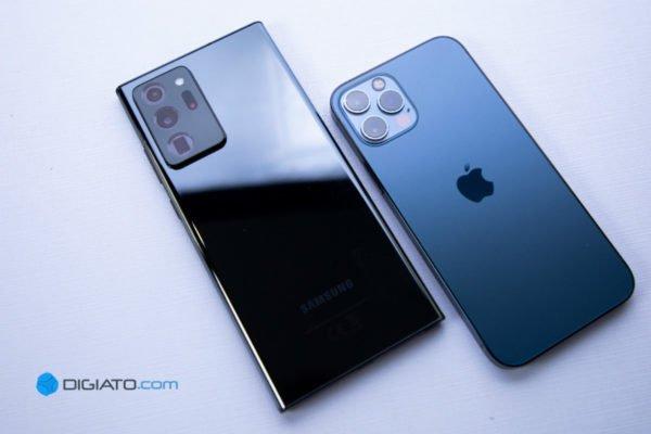 اپل صدرنشین بازار گوشیهای ۵G در فصل اول ۲۰۲۱ شد؛ سامسونگ در رتبه چهارم