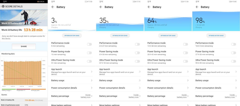 HuaweiY9a Benchmark5 بررسی گوشی میانرده هواوی Y9a اخبار IT
