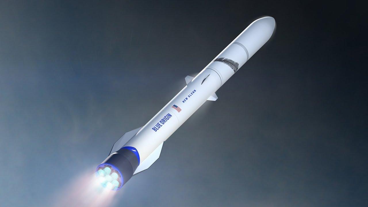NASA approves Blue Origins New Glenn for future uncrewed missions 2 جف بزوس پس از کنارهگیری از مدیرعاملی آمازون، روی بلو اوریجین تمرکز میکند اخبار IT