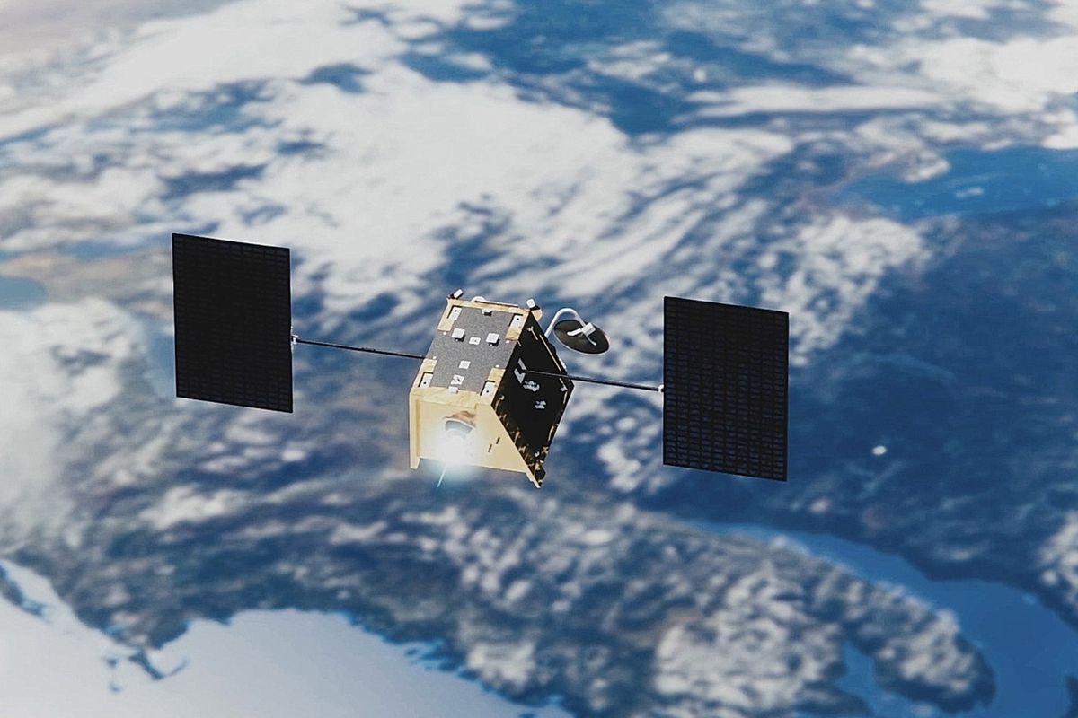 اینترنت ماهوارهای وان وب