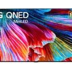 ال جی از تلویزیون جدید QNED با نمایشگر MiniLED رونمایی کرد