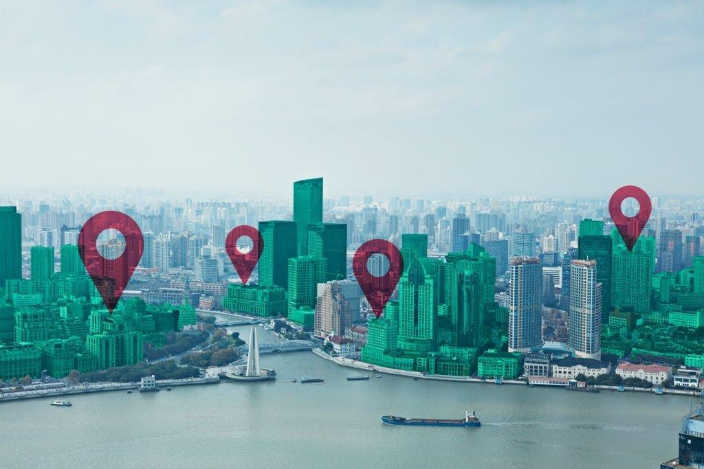Smartphone ads can be used to find your location within a 1 meter accuracy سواستفاده شرکتهای نظارتی از تبلیغات موبایل برای تخمین موقعیت مکانی دقیق کاربر اخبار IT