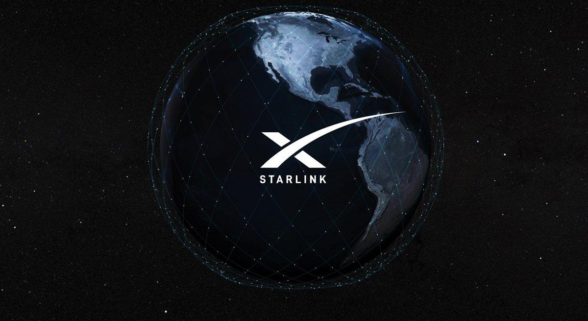Starlink coverage Earth SpaceX 2 crop برنامههای بلندپروازانه استارلینک: سرویس تماس صوتی و اینترنت ماهوارهای ارزانتر اخبار IT