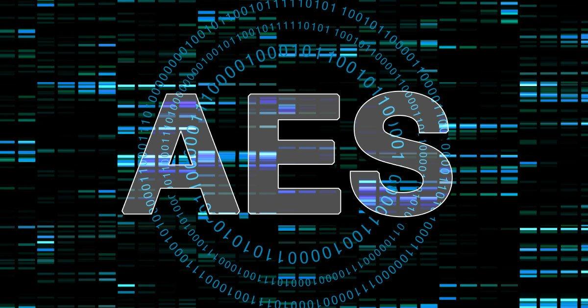 امنیت به زبان ساده: رمزنگاری AES چیست؟