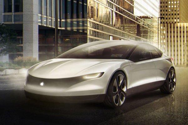خودروی برقی اپل با تراشه C1 و فناوری ردیابی چشم از راه میرسد