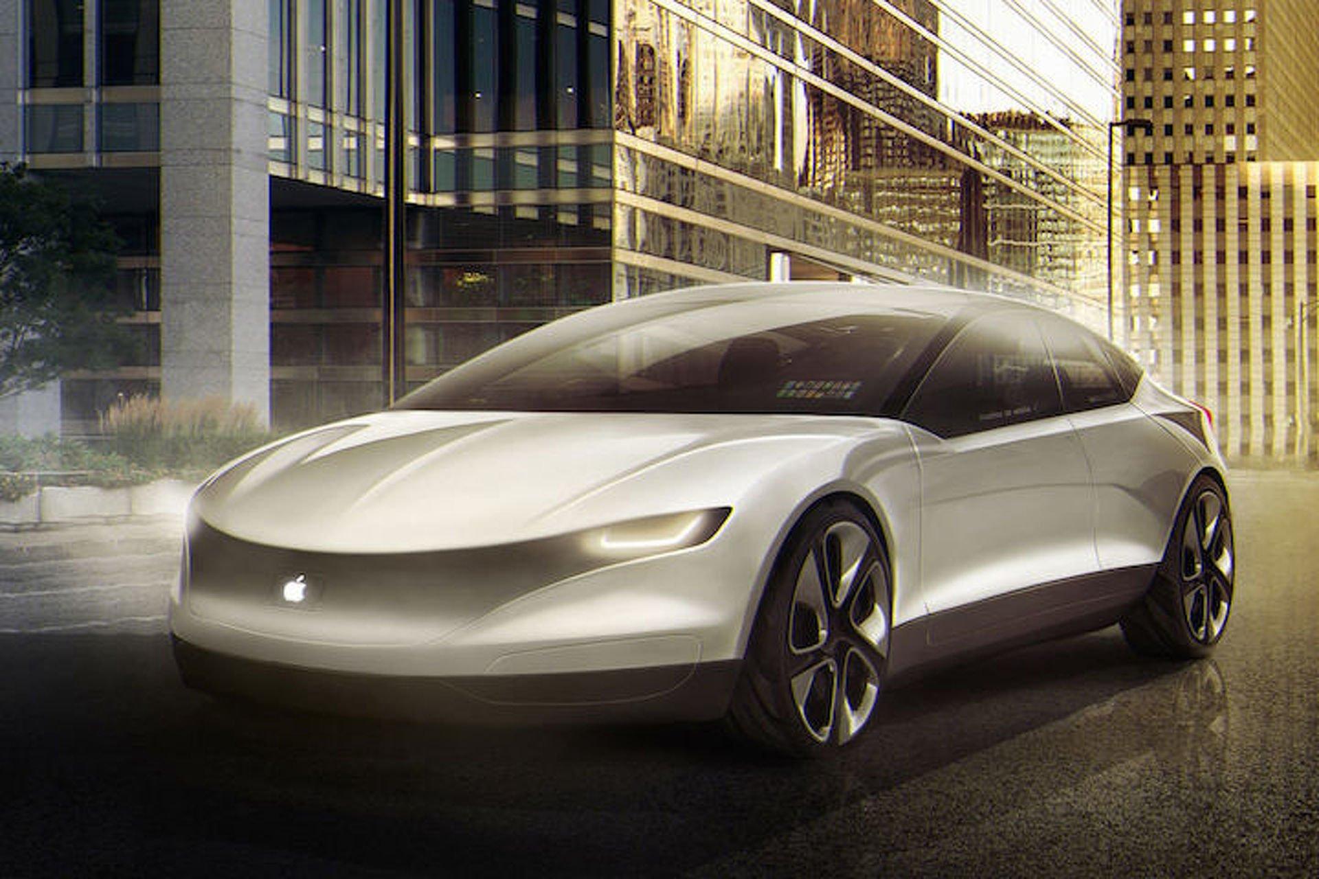 خودروی الکتریکی اپل احتمالا سال آینده میلادی از راه میرسد