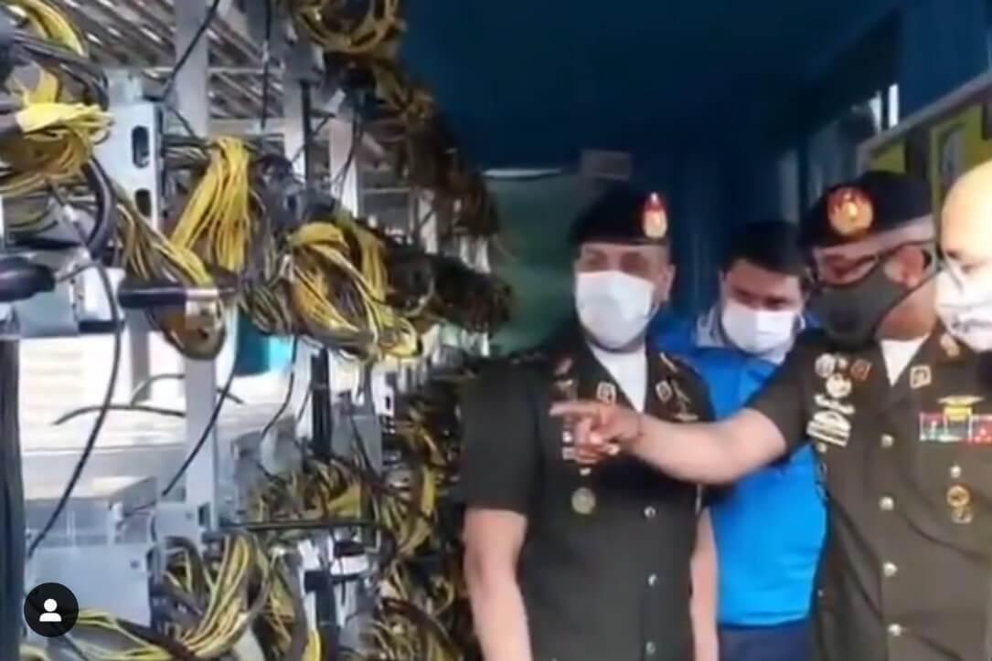 c0831c9e87 ارتش ونزوئلا برای دور زدن تحریمهای آمریکا مرکز استخراج ارز دیجیتال راهاندازی کرد اخبار IT