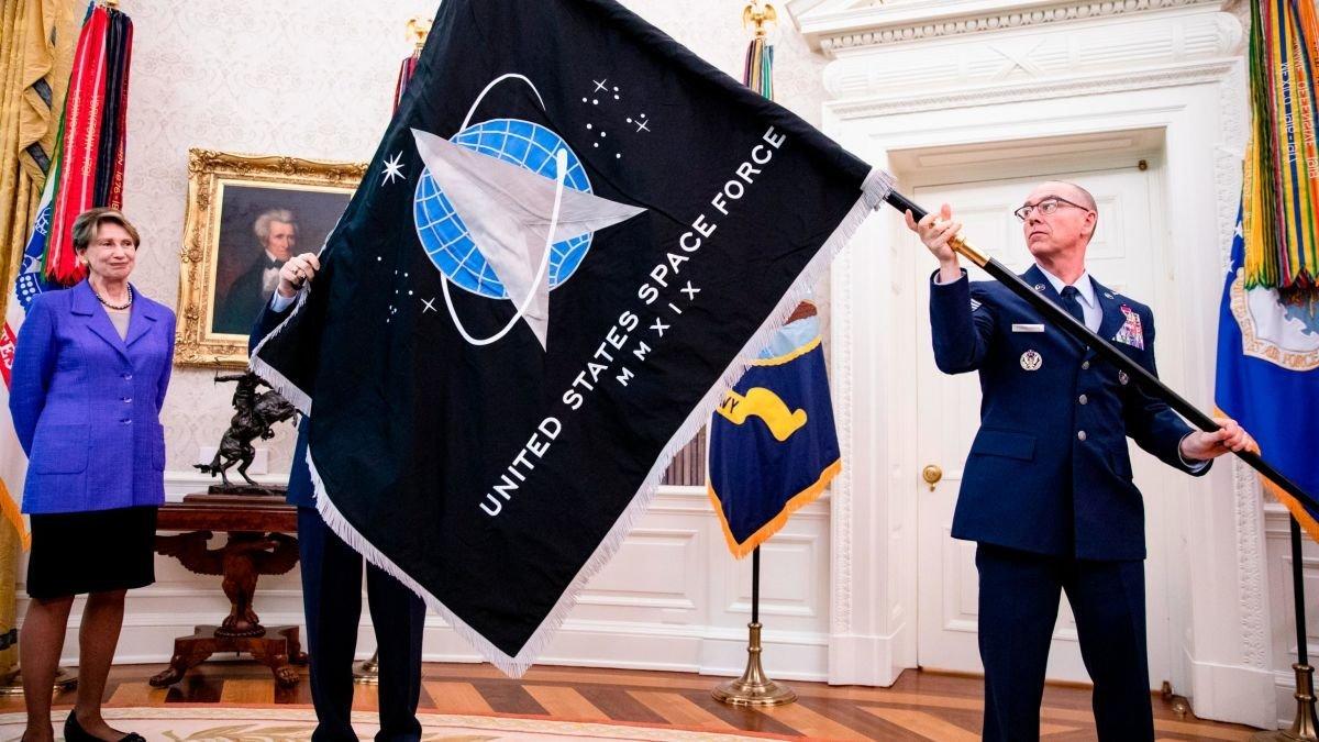 اعضای نیروی فضایی آمریکا از این پس «گاردین» نامیده میشوند