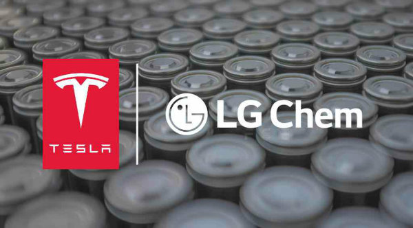 lg chem 2 چالش تسلا برای تامین باتری های مورد نیاز خود از LG اخبار IT