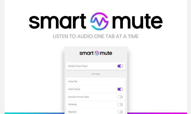 smart mute کاربردیترین افزونههای کروم برای موسیقی که باید روی مرورگر خود داشته باشید اخبار IT