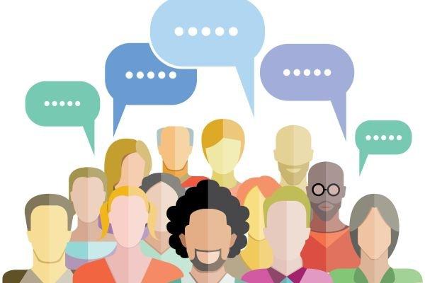 social media conversation graphic چطور یک جلسه اثر بخش داشته باشیم؟ اخبار IT