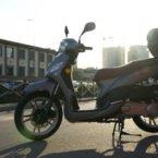 نقد و بررسی موتورسیکلت اسکوتر دینو ویند 200