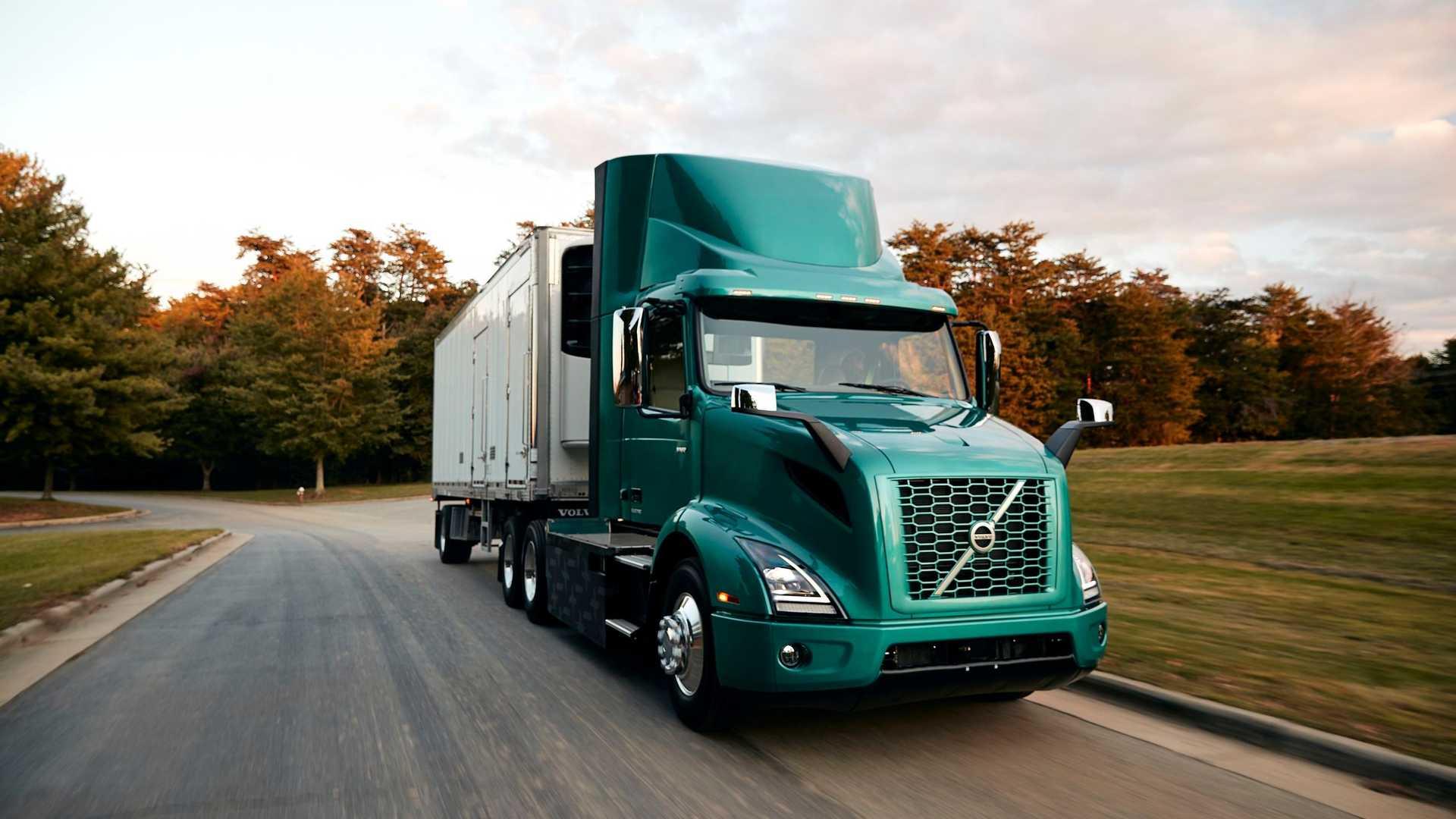 volvo vnr electric 2 اولین کامیون تمام برقی Volvo Trucks معرفی شد اخبار IT