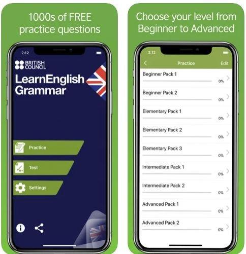 111 آشنایی با اپ LearnEnglish Grammar؛ راهی آسان برای تقویت گرامر اخبار IT