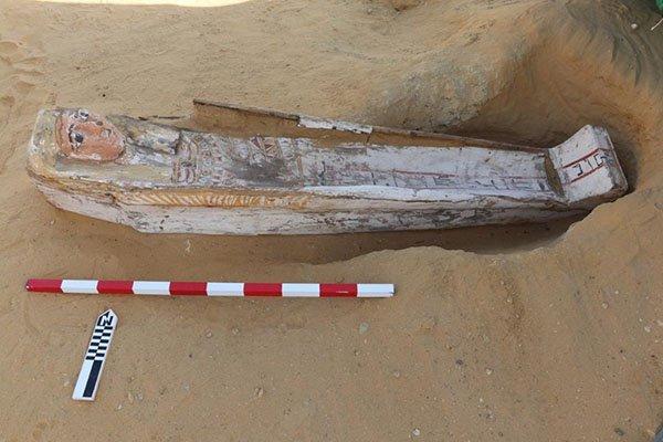 13 1 اکتشافات باستان شناسی در شهر مردگان مصر ادامه دارد اخبار IT