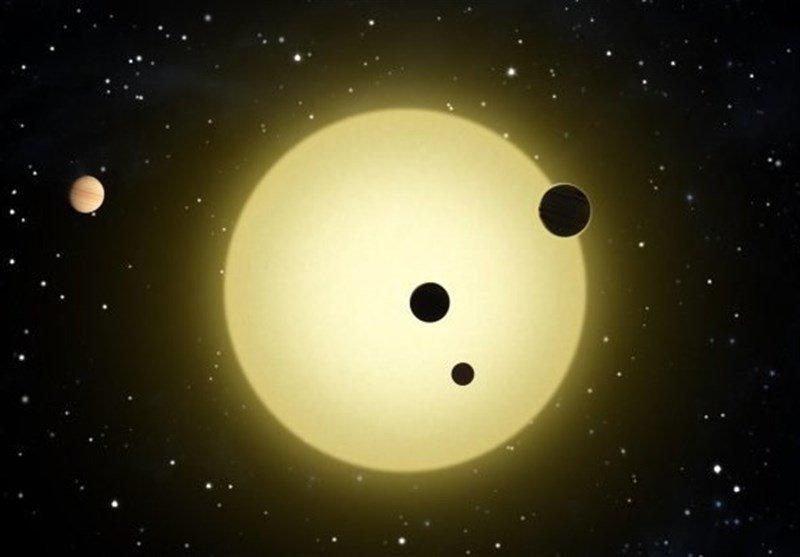 1399020116423429420188604 کشف یک منظومه ۶ سیارهای با هارمونی مداری بیسابقه اخبار IT