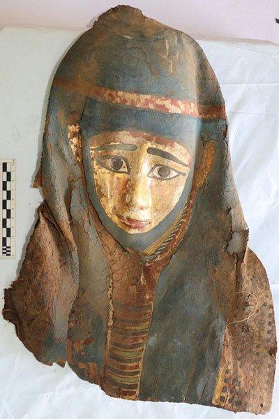 2 10 اکتشافات باستان شناسی در شهر مردگان مصر ادامه دارد اخبار IT