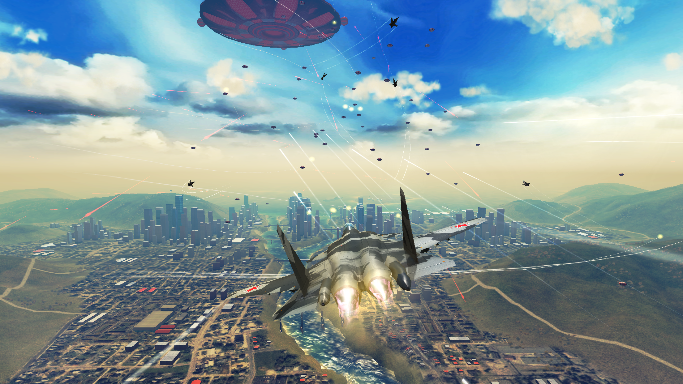 Sky Gamblers: Air Supremacy‏