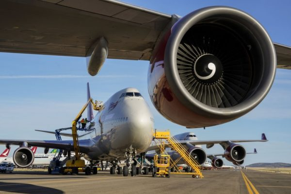 هواپیمای هیبرید و مفهومی MIT ترکیبات مضر موتور را ۹۵ درصد کاهش میدهد