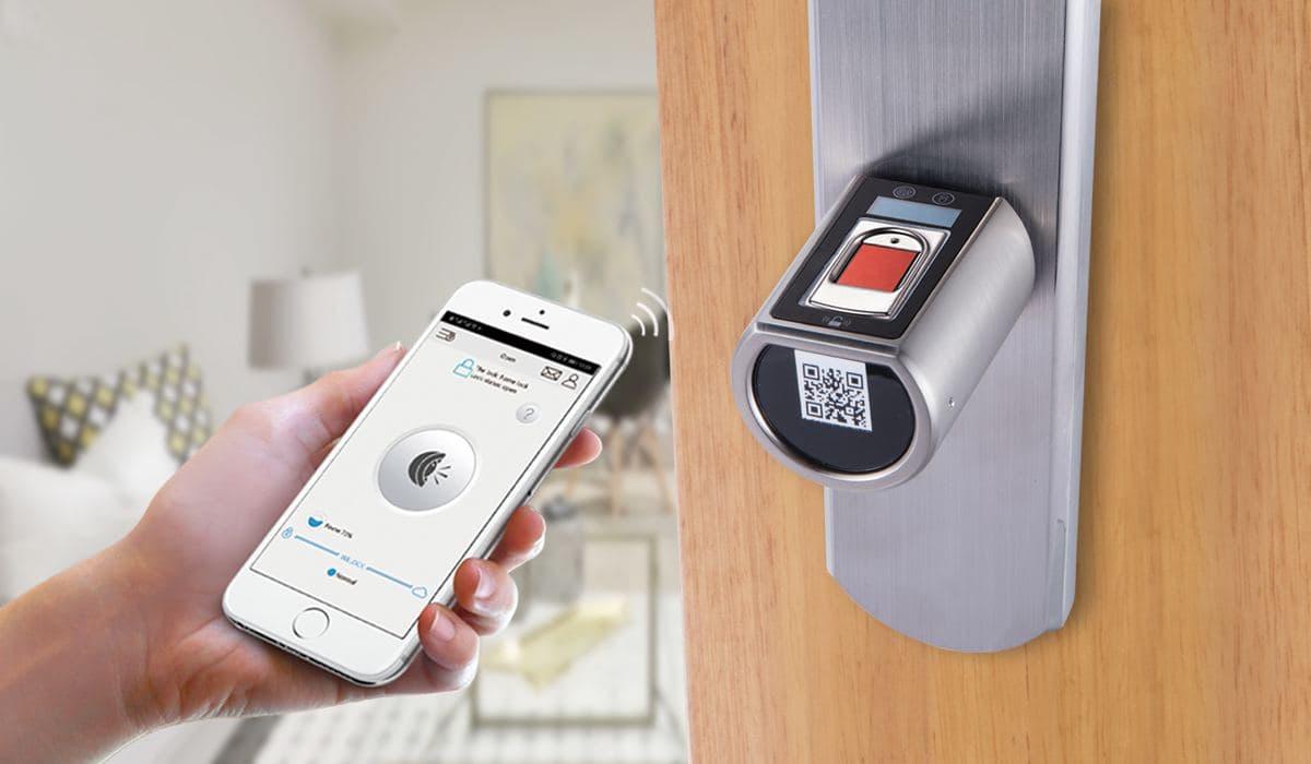 آشنایی با قفل هوشمند Ai.one برای منازل؛ کنترل بهتر، امنیت بیشتر