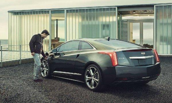 Cadillac ELR توقف فروش خودروهای بنزینی توسط جنرال موتورز تا سال 2035 اخبار IT