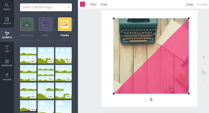 Canva Frames با بهترین ابزار سازنده کادر و حاشیه عکس آشنا شوید اخبار IT