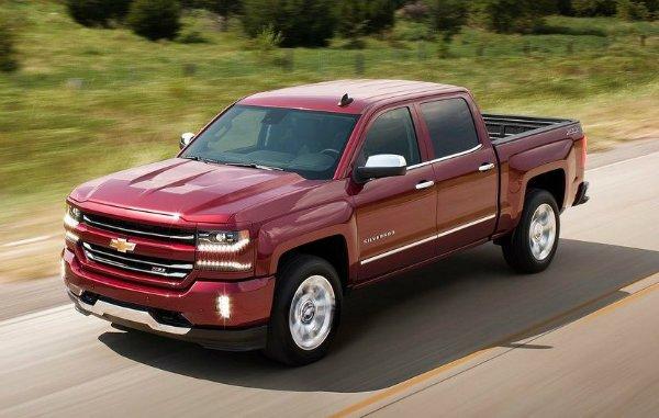 Chevrolet Silverado 2016 1280x960 wallpaper 06 افزایش میانگین قیمت خودروهای نو رکورد شکست؛ تورم به سبک آمریکایی اخبار IT