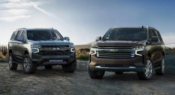 Chevrolet Tahoe 2021 افزایش میانگین مصرفسوخت خودروها در آمریکا به 9.44 لیتر در هر صد کیلومتر اخبار IT