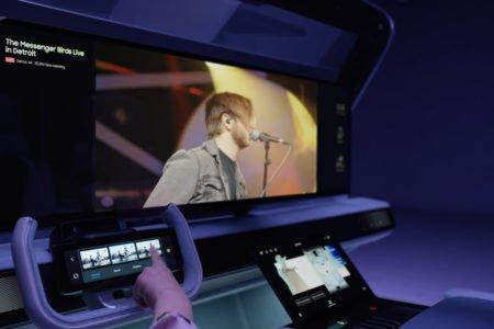 هارمن آینده سیستمهای صوتی هوشمند خودرو را به نمایش گذاشت