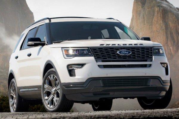 Ford Explorer Sport 2018 1280 01 افزایش میانگین قیمت خودروهای نو رکورد شکست؛ تورم به سبک آمریکایی اخبار IT