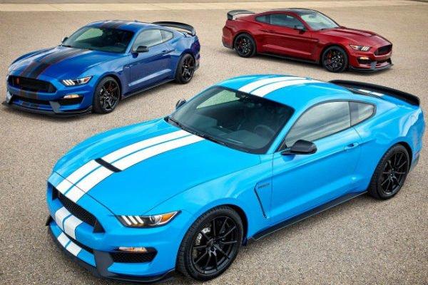 Ford Mustang Shelby GT350 600x400 موری کالوم طراح فورد پس از 38 سال کار در صنعت خودروسازی بازنشسته شد اخبار IT