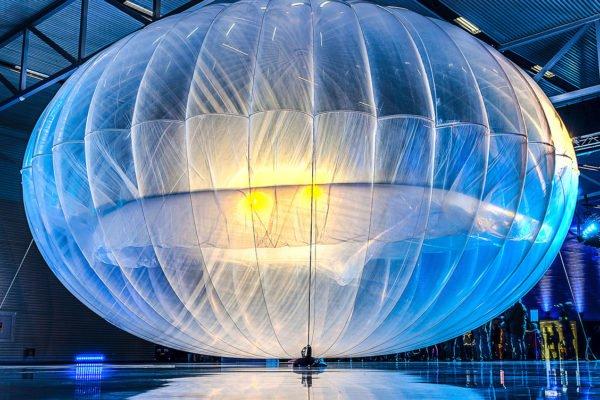 آلفابت «پروژه لون» برای ارائه اینترنت با بالون را تعطیل کرد