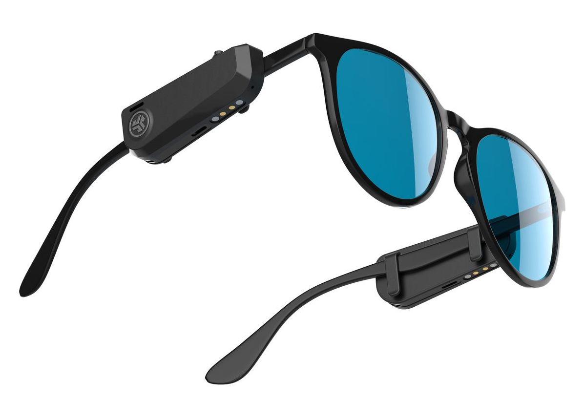 این گجت جالب عینک شما را به اسپیکر مجهز میکند