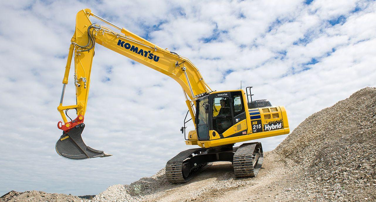 کوماتسو از سال 2023 محصولات خود را با پیشرانههای برقی عرضه میکند
