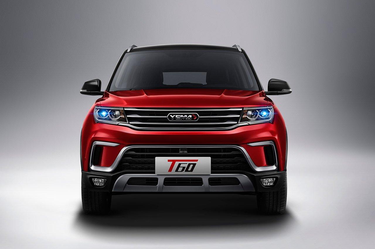 احتمال عرضه کراساوور چینی یما T60 با برند LEVDEO در ایران
