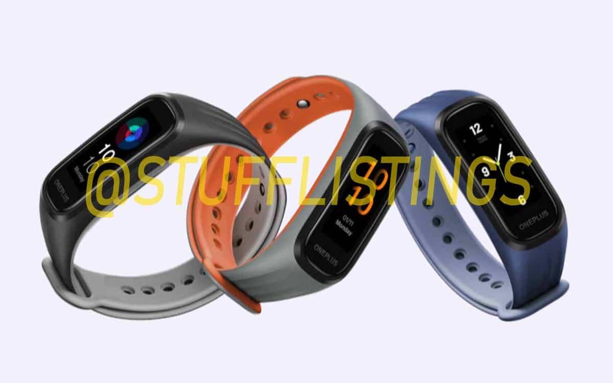 دستبند ورزشی وان پلاس
