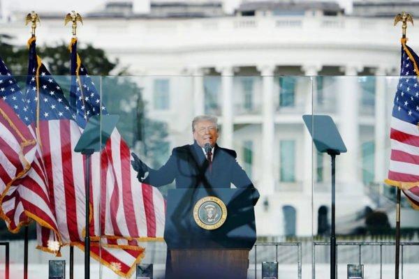 مروری بر عجیبترین و بیمعناترین بیانیههای ترامپ درباره فضای سایبری و امنیت