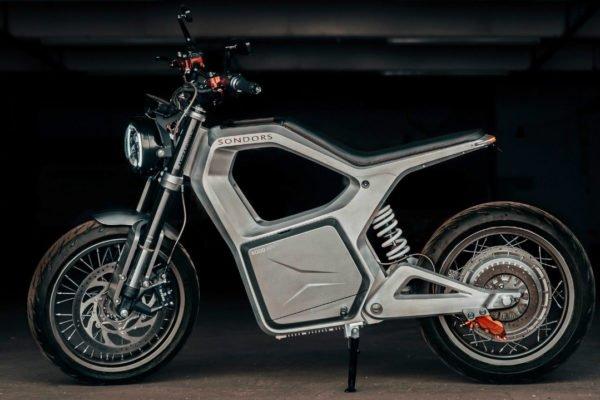 با موتورسیکلت برقی Sondors Metacycle آشنا شوید؛ یک وسیله نقلیه سبز برای شهرهای آینده