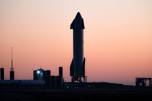 راکت استارشیپ SN9 برای پنجمین بار روی زمین آزمایش شد: آماده برای تست پرواز