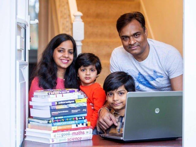 T0FLMTI3OTQ5Mzk2 نام کودک 7 ساله هندی به عنوان جوانترین برنامهنویس جهان در گینس ثبت شد اخبار IT