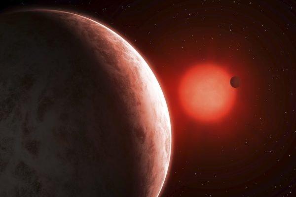 کشف یک ابرزمین در اطراف یکی از قدیمیترین ستارههای کهکشان راه شیری