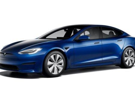 تسلا مدل S فیس لیفت با 1100 اسببخار قدرت معرفی شد؛ سریعترین خودروی تولید انبوه جهان